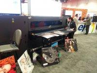 Передовые технологии EFI на выставке SGIA Expo (США, 22-24.10.14)